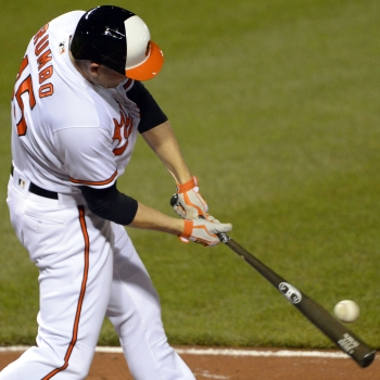 Mark Trumbo's Hitting Mechanics