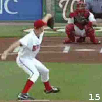 Stephen Strasburg's Pitching Mechanics
